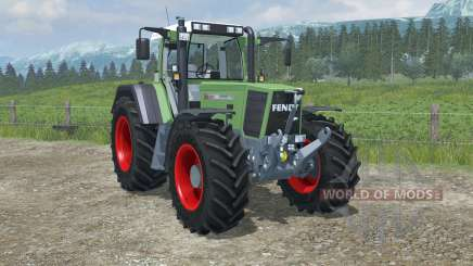 Fendt Favorit 926 Vario animated hydraulic for Farming Simulator 2013