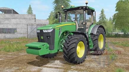 John Deere 8320R&8370R for Farming Simulator 2017