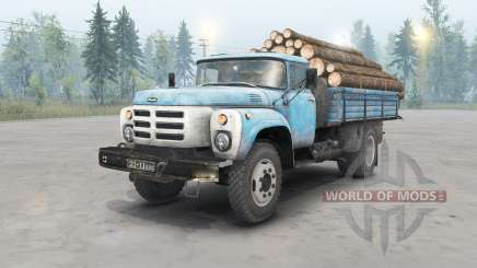 ZIL-8Э130Г 1982 for Spin Tires