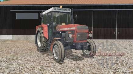 Zetor 8111 dirt for Farming Simulator 2015