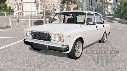 Lada Zhiguli (2107) for BeamNG Drive
