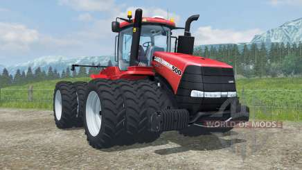 Case IH Steiger 500 triples row crop for Farming Simulator 2013
