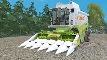 Claas Lexion 480 sheen green for Farming Simulator 2015