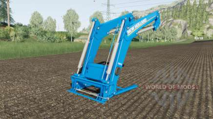 New Holland 750TL MSL color selection for Farming Simulator 2017
