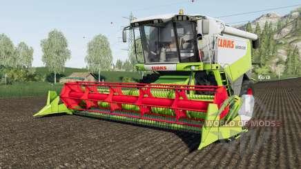 Claas Lexion 530 washable for Farming Simulator 2017