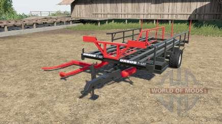 Ursus T-127 for Farming Simulator 2017