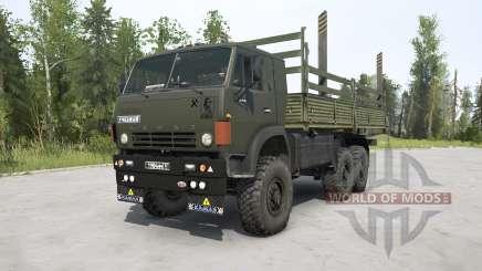 KamAZ-53202 for MudRunner
