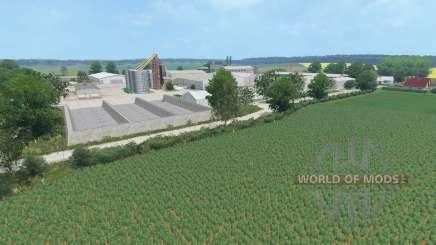Polish Agrofarm for Farming Simulator 2015