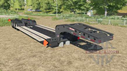 Fontaine Magnitude functioning real lights for Farming Simulator 2017