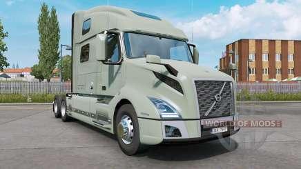 Volvo VNL-series v2.22 for Euro Truck Simulator 2