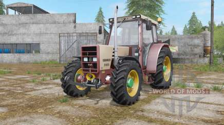 Buhrer 6105 A with additional option for Farming Simulator 2017