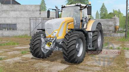 Fendt 900 Vario series for Farming Simulator 2017