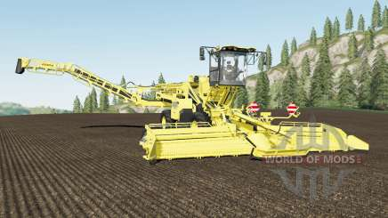 Ropa Maus 5 can load potatoes for Farming Simulator 2017