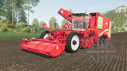 Grimme Varitron 470 Platinum capacity 20K liters for Farming Simulator 2017