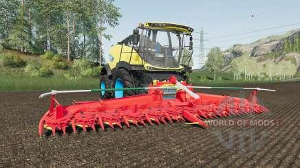 New Holland FR780 choice color for Farming Simulator 2017