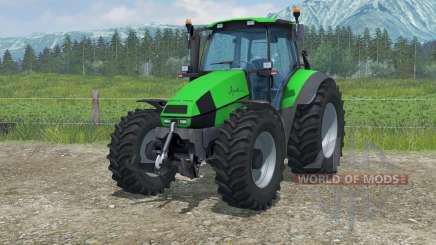 Deutz-Fahr Agrotron 120 MK3 plug-in awd for Farming Simulator 2013