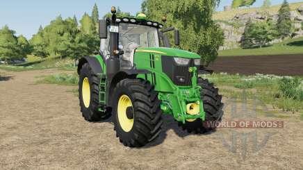 John Deere R-series increased wear intervals for Farming Simulator 2017