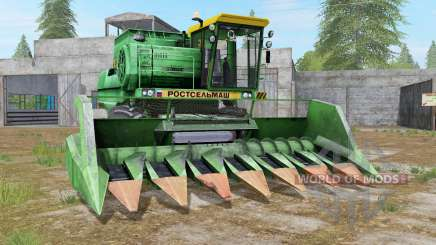 Don-1500B light green for Farming Simulator 2017