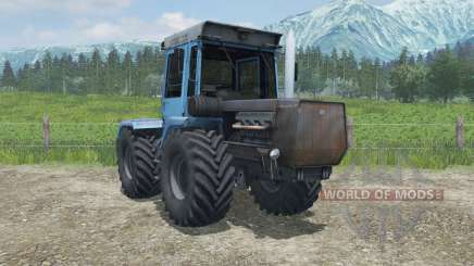 HTZ-17221 dynamic exhaust for Farming Simulator 2013