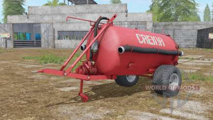Creina CV 3200 for Farming Simulator 2017