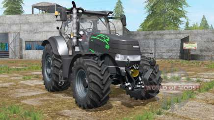 Case IH Puma 185〡200〡240 CVX Black Pantheᶉ for Farming Simulator 2017