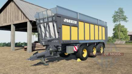 Joskin Drakkar 8600 three color options for Farming Simulator 2017