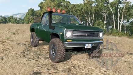 Gavril D-Series 70s v0.7 for BeamNG Drive