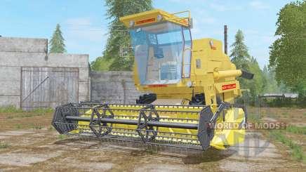 New Holland Clayson 8050 wheels options for Farming Simulator 2017