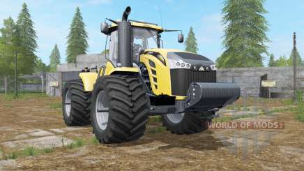 Challenger MT900E-series chip tuning for Farming Simulator 2017