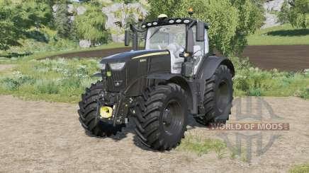 John Deere 6R-series Black Editioꞑ for Farming Simulator 2017