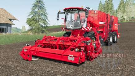 Holmer Terra Dos T4-40 potatos&beet for Farming Simulator 2017
