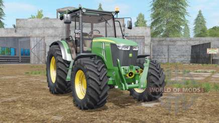 John Deere 5075M〡5085M〡5100M〡5115M for Farming Simulator 2017