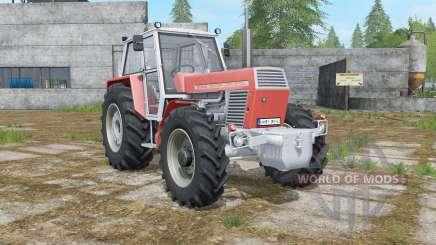 Zetor Crystal 12045 multicolor wheels for Farming Simulator 2017