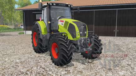 Claas Axion 850 wheels weightʂ for Farming Simulator 2015