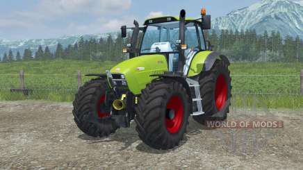 Hurlimann XL 130 in the green for Farming Simulator 2013