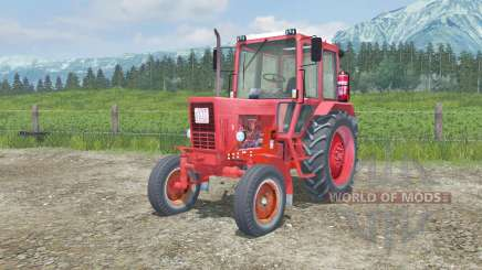 MTZ-80, Belarus with manual ignition for Farming Simulator 2013