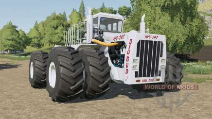 Big Bud 16V-747 all wheel steer for Farming Simulator 2017