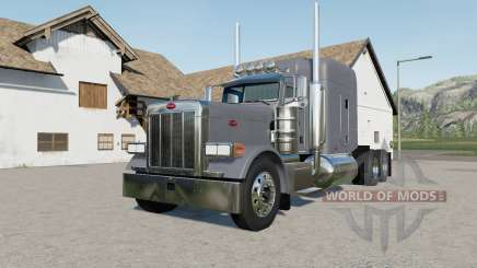 Peterbilt 379 1987 color selectable for Farming Simulator 2017
