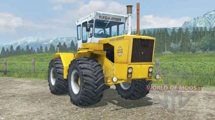 Raba-Steiger 250 More Realistic for Farming Simulator 2013