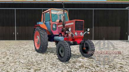 MTZ-80L Belarus moving parts for Farming Simulator 2015