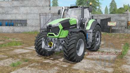 Deutz-Fahr 9000 TTV Agrotron for Farming Simulator 2017