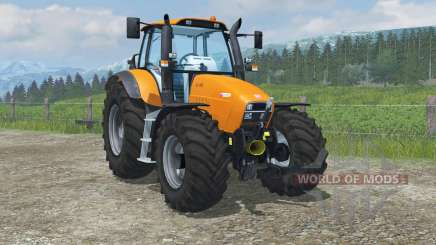 Hurlimann XL 130 orange for Farming Simulator 2013