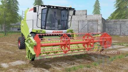 Claas Tucano 320 fixed some bugs for Farming Simulator 2017