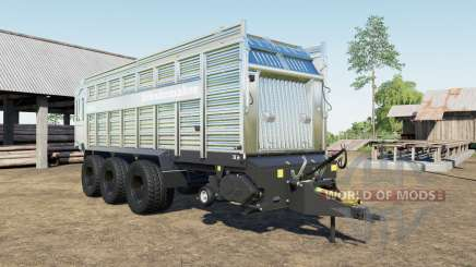 Schuitemaker Rapide 8400W Chrome Edition for Farming Simulator 2017