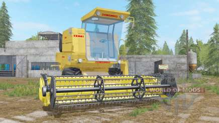 New Holland Clayson 8070 tyre selection for Farming Simulator 2017