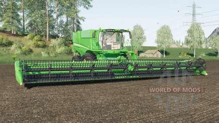 John Deere S790 with SeatCam for Farming Simulator 2017
