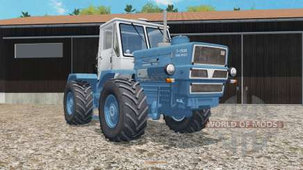 T-150K animated dashboard for Farming Simulator 2015
