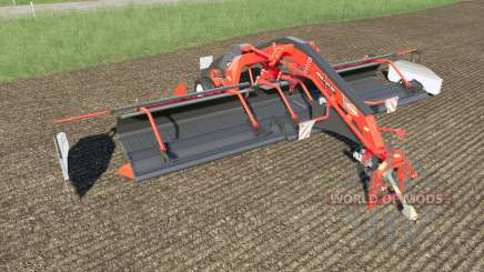 Kuhn Merge Maxx 902 faster operation speed for Farming Simulator 2017