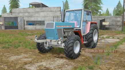 Zetor Crystal 12045 bondi blue for Farming Simulator 2017