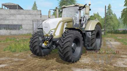 Fendt 900 Vario max speed 70 km-h for Farming Simulator 2017